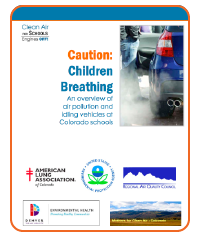 Clean Air At Schools: Engines Off! Report in English